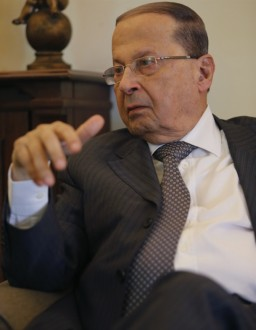 عون: النأي بالنفس عن الحرب وليس عن مصلحة لبنان واللبنانيين