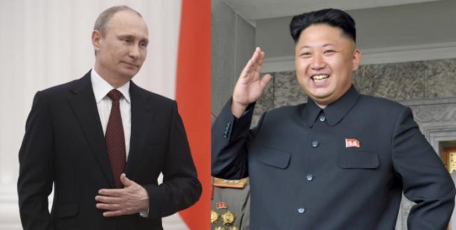"""بوتين مستعد للقاء كيم جونغ أون في """"المستقبل القريب"""""""