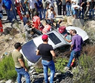 مقتل عميد متقاعد في حادث سير على أوتوستراد الزهراني