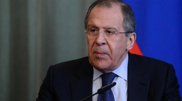 لافروف: التصريحات بشأن هجوم الجيش السوري على إدلب عار عن الصحة