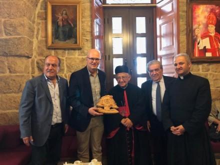 رئيس مجلس النواب الكندي جال في الوادي المقدس: اكتشفت جوانب غنية من دور المسيحيين الشرقيين