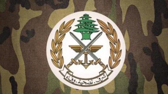 02d2cab2c الجيش: توقيف عسكري على خلفية إنتشار فيديو على مواقع التواصل الإجتماعي