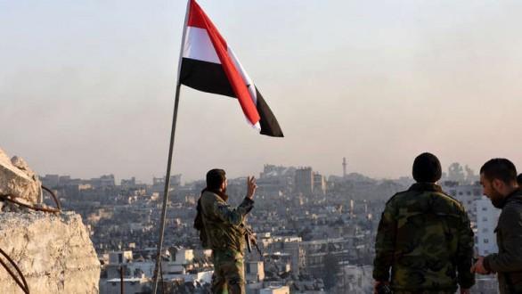 الجيش السوري يحرر الرهائن الدروز لدى تنظيم الدولة الإسلامية
