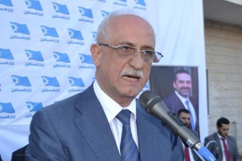"""القرعاوي: الحريري لن يتنازل عن موقفه من توزير """"سنة 8 آذار"""""""