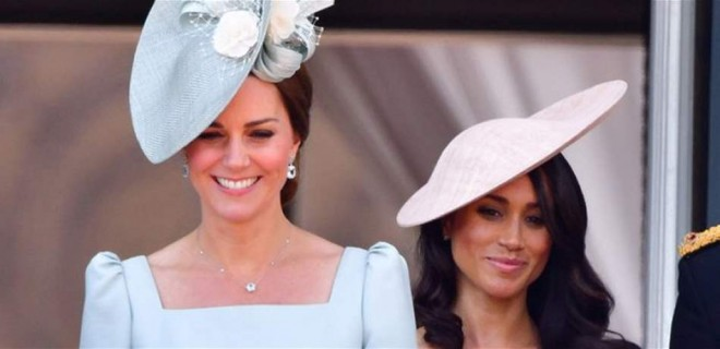 الملكة إليزابيث تقدم لميغان ماركل مفاجأة لم تحصل عليها كايت ميدلتون