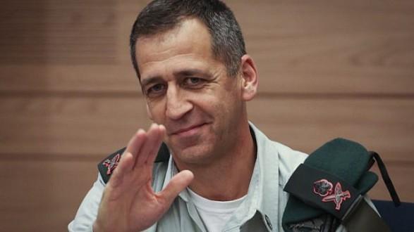 كوخافي رئيسا لأركان الجيش الإسرائيلي خلفا لآيزينكوت