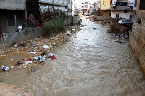 تدابير سير غدا لتنظيف مجرى نهر الغدير وتسهيل نقل الردميات