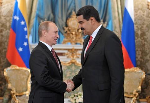 استثمارات روسية بقيمة ستة مليارات دولار في فنزويلا