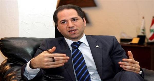 سامي الجميل: لبنان لا يبنى الا بوجود دولة قوية وقضاء مستقل