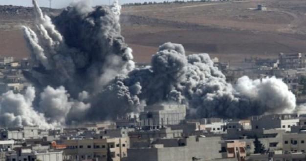 خاص ملحق: الجيش التركي بدأ حملة قصف عنيفة على مدينة منبج