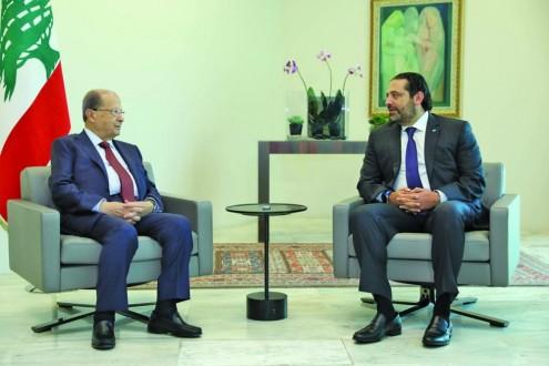 """الحكومة تنتظر استكمال """"الجوجلة"""" بين عون والحريري وبحثٌ عن """"إِخراج"""" مقبول للقاء الرئيس المكلف والتشاوري"""