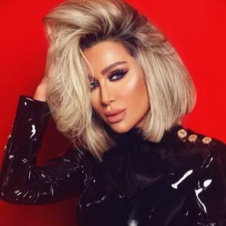 مايا دياب تستقبل العام الجديد في لبنان