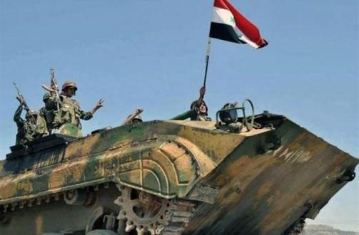 """مصدر ميداني لملحق:  الجيش السوري وحزب الله يحبطان هجوما ل """"داعش"""" على مدينة البوكمال"""