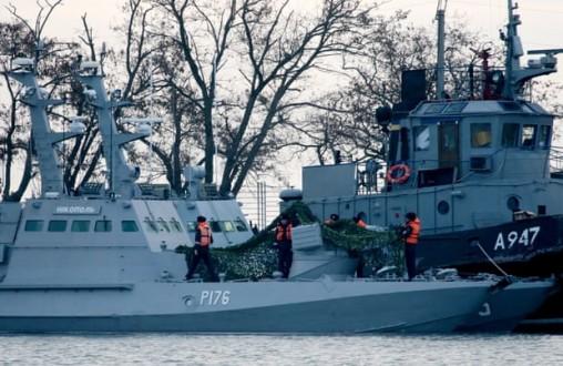 أوكرانيا تخوّل خفر سواحلها إطلاق النار بلا تحذير