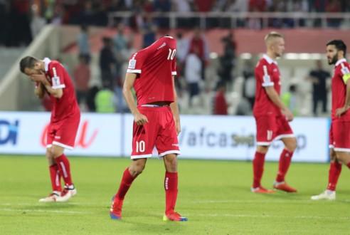 لبنان يخرج من الدور الأول: الخيبة المنتظرة