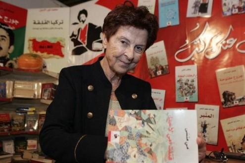 وفاة الكاتبة اللبنانية مي منسى عن عمر يناهز 80 عاماً