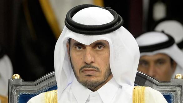 خاص ملحق – هل ألغى رئيس وزراء قطر حضوره للقمة الإقتصادية؟