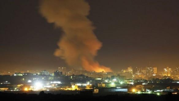 خاص ملحق: غارات إسرائيلية استهدفت الكسوة بريف دمشق من سماء لبنان و الدفاعات السورية تتصدى