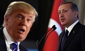 الرئاسة التركية: أردوغان ابلغ ترامب هاتفيا أن بلاده مستعدة لتولي الأمن في منبج