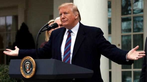 « Shutdown » : Donald Trump propose un compromis aux démocrates