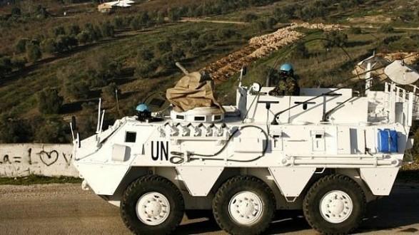 """612a29108 تيننتي: """"اليونيفيل"""" تحتج بشدة على الانتهاكات الإسرائيلية اليومية للمجال  الجوي اللبناني"""