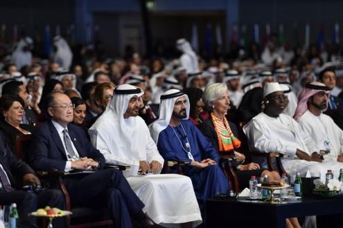 انطلاق أعمال القمة العالمية للحكومات بمشاركة 140 دولة