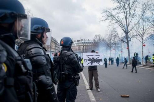 « Gilets jaunes » : déjà 217 millions d'euros d'indemnisations partielles