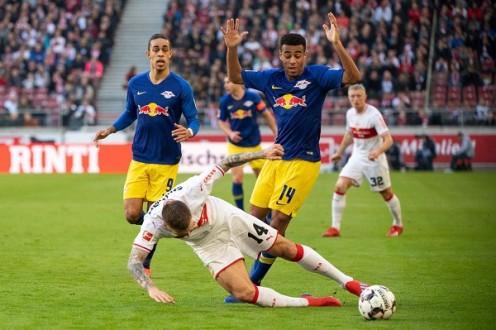لايبزيغ يعزز موقعه في المركز الرابع بالدوري الألماني