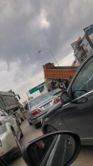 مراسل ملحق.. اليكم ما يجري على السفارة الكويتية !