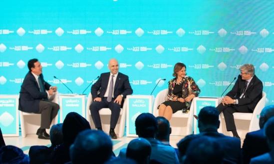 حاصباني : لبنان على أبواب الافادة من نتائج سيدر لتمويل البنية التحتية