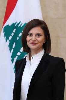 0fa2e7cce6d58 وزيرة الطاقة  لضبط طلبات استثمار مياه الآبار في لبنان
