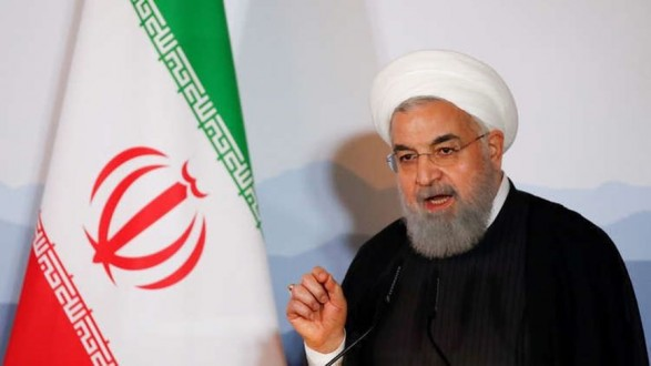 روحاني: نحن نمر بظروف حرب