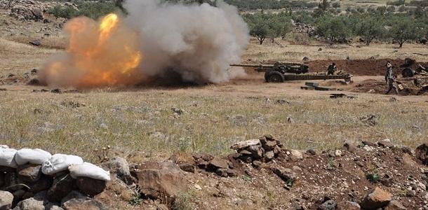 الجيش السوري يصدر بيانا حول الهجوم الإسرائيلي على القنيطرة