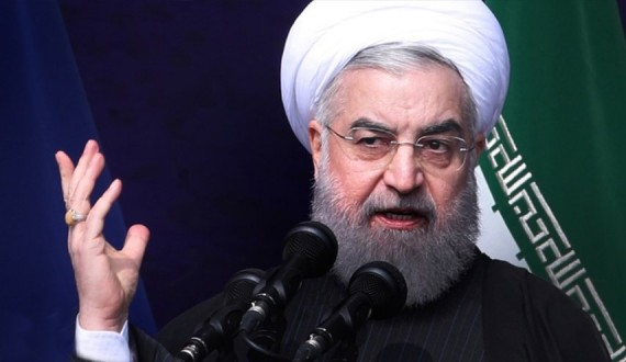 روحاني: فليعلم كل العالم ان قوة إيران باتت أكبر وأوسع من أيام فترة الدفاع المقدس