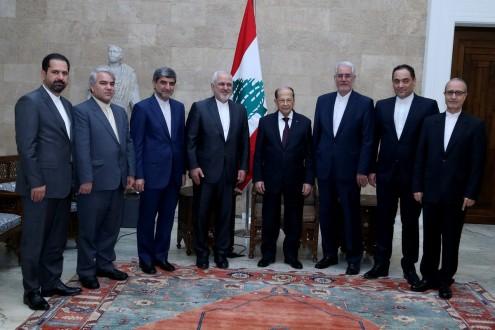 عون يتلقى دعوى لزيارة ايران: لإيران دور في المساعدة على تحقيق عودة النازحين