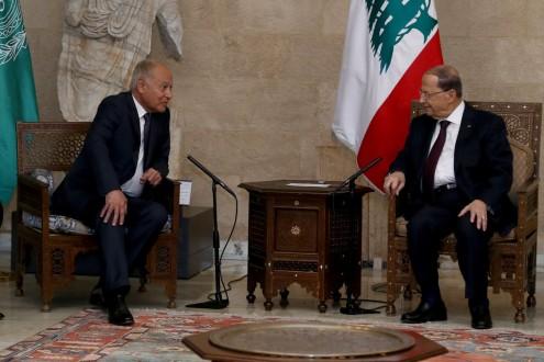 أبو الغيط: لم أرصد وجود خلاصات تقود الى توافق حول عودة سوريا الى الجامعة العربية