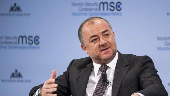 بو صعب: اي حل لا يكون بالتنسيق مع الحكومة السورية سيخلق مشكلة جديدة