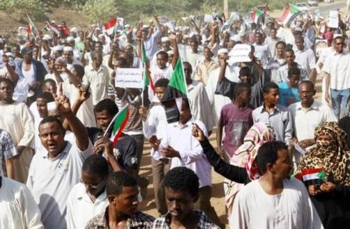 الأمن السوداني يعتقل 17 شخصا من رموز المعارضة