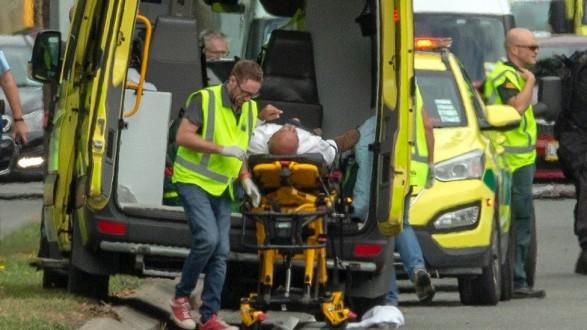 ارتفاع عدد ضحايا الهجومين على المسجدين في نيوزيلاندا إلى 49 شخصا