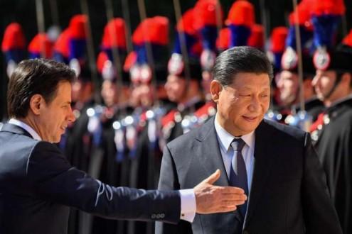 L'Italie rejoint les « nouvelles routes de la soie » de la Chine
