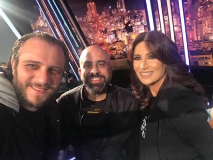 رويدا عطية بضيافة هشام حداد.. ومفاجأة بانتظار الجمهور