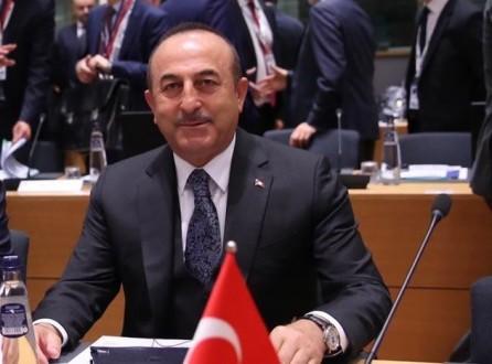 تشاووش أوغلو: تشكيل اللجنة الدستورية السورية بات بالمرحلة الأخيرة