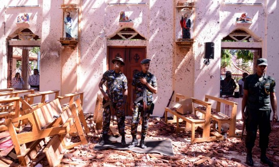 'There was utter chaos': Sri Lanka left reeling after wave of bombings