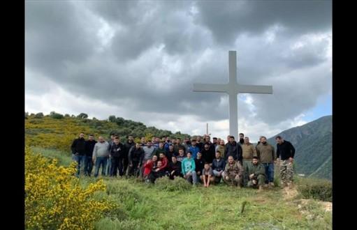 Christians in Lebanon celebrate Good Friday