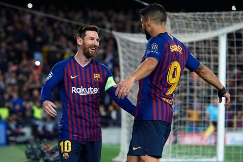 برشلونة بطلاً للدوري الاِسباني لموسم 2018-2019