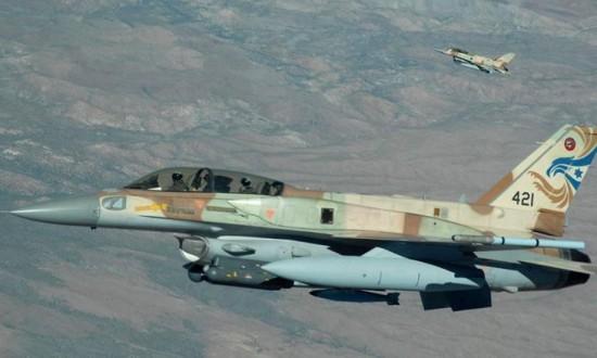 غارات وهمية للطيران الإسرائيلي فوق النبطية واقليم التفاح