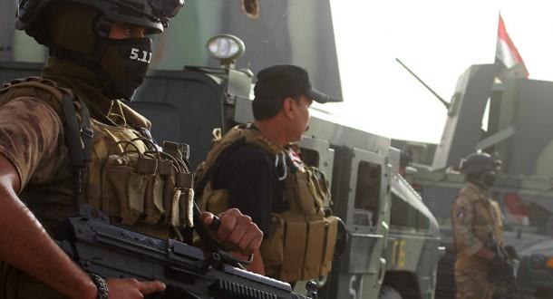 """مقتل 5 منتسبين للشرطة بهجوم لـ""""داعش"""" في العراق"""