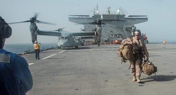 البنتاغون يدرس طلبا لإرسال 5 آلاف جندي إضافي إلى الشرق الأوسط وسط التوتر مع إيران