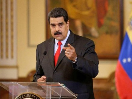 مادورو: القوات المسلحة الفنزويلية ستتحرك لصد أي هجوم أميركي