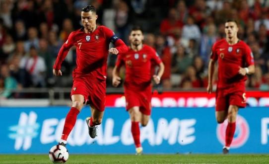 رونالدو سيكون ضمن قائمة البرتغال في دوري الأمم الأوروبية